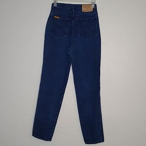 Vintage Jordache High Rise Waisted Mom Jeans 5/6